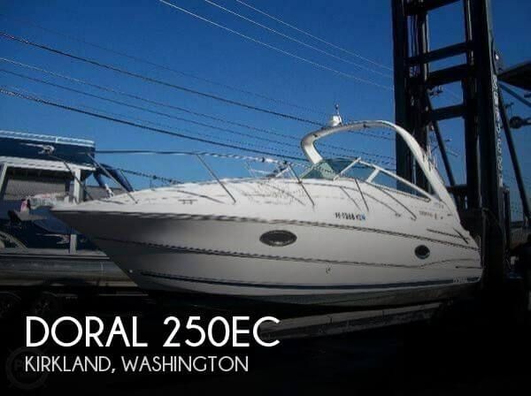 2000 DORAL INTERNATIONAL 250EC for sale
