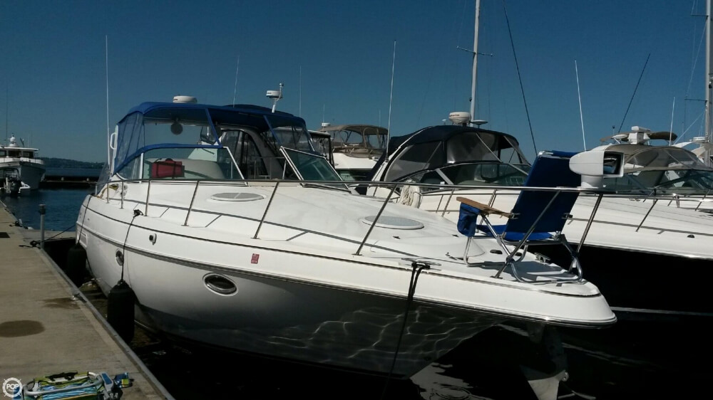 2000 Cruisers Yachts boat for sale, model of the boat is 3575 Express & Image # 4 of 40