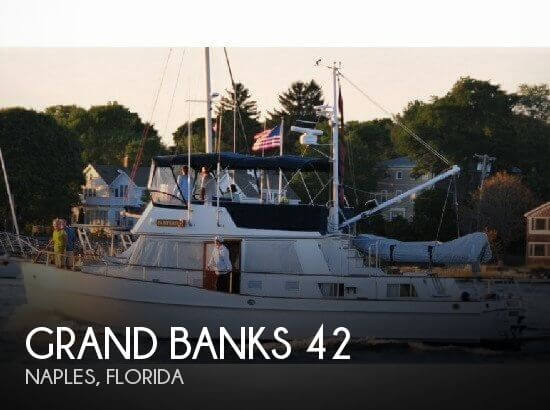 For Sale: Used 1996 Grand Banks 42 In Naples Florida | Boats For Sale # 2365165