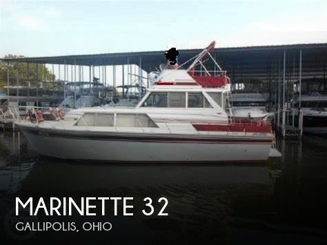Used Boats For Sale in Huntington, West Virginia by owner | 1978 Marinette 32