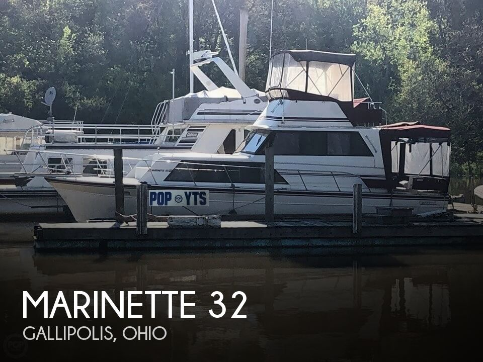 1978 Marinette 32
