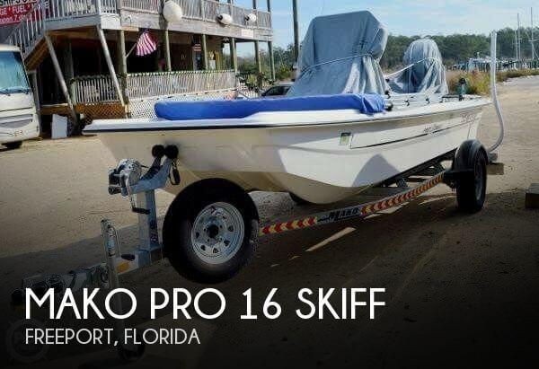 2016 MAKO PRO 16 SKIFF for sale