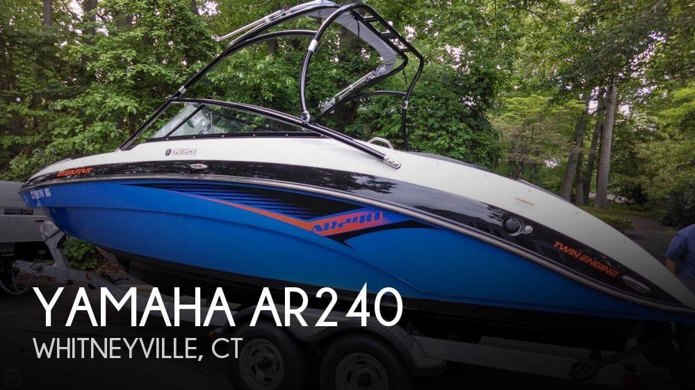2014 YAMAHA AR240 for sale