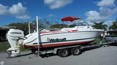 Wellcraft 240 Coastal Walkaround, 240, for sale - $16,200