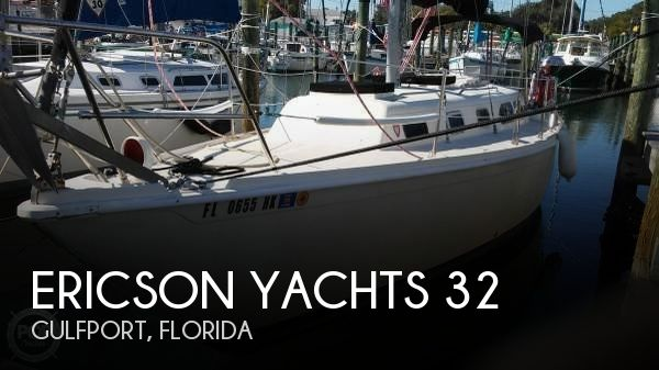 Used Ericson Boats For Sale by owner | 1977 Ericson Yachts 32