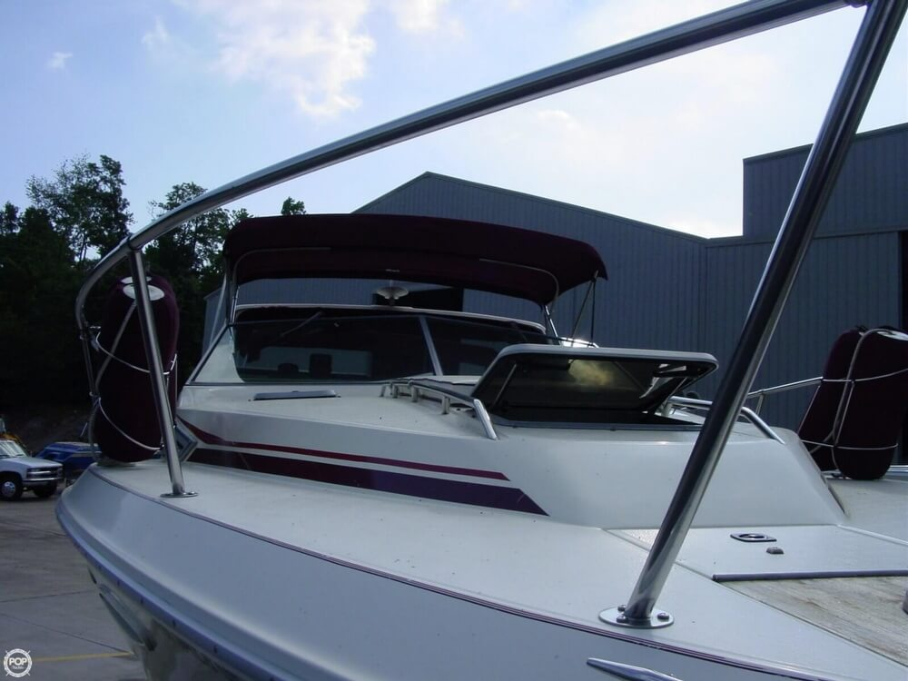 1987 Sea Ray boat for sale, model of the boat is 300 Sundancer & Image # 6 of 40