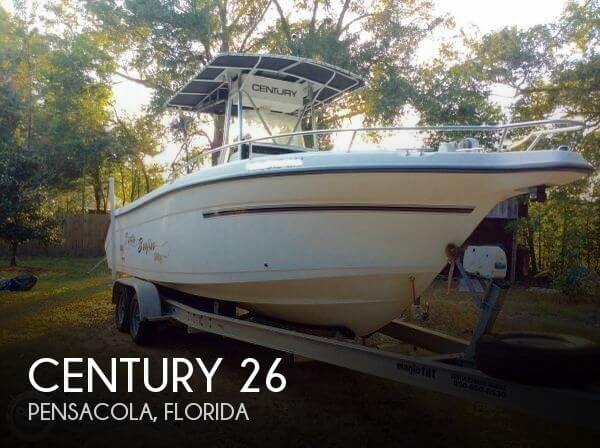 Used Century Boats For Sale by owner | 2004 Century 26