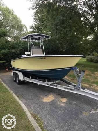 Contender 21 Open, 21', for sale - $30,000