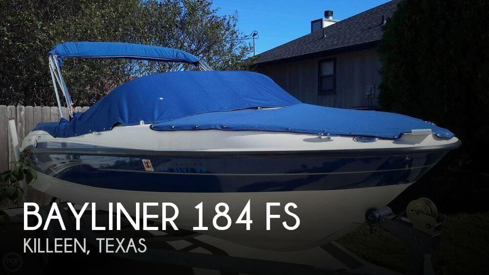 For sale used 2010 bayliner 184 fs in killeen texas for Texas motor sports killeen tx