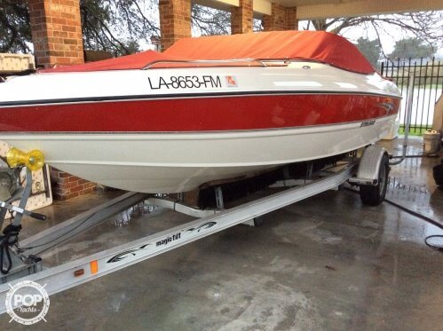 Stingray 19, 19', for sale - $16,500