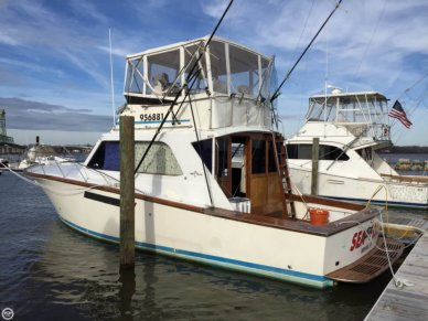 Egg Harbor 40 Sportfish, 40', for sale - $35,000