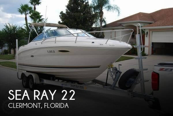 Used Sea Ray 22 Boats For Sale by owner | 2001 Sea Ray 22