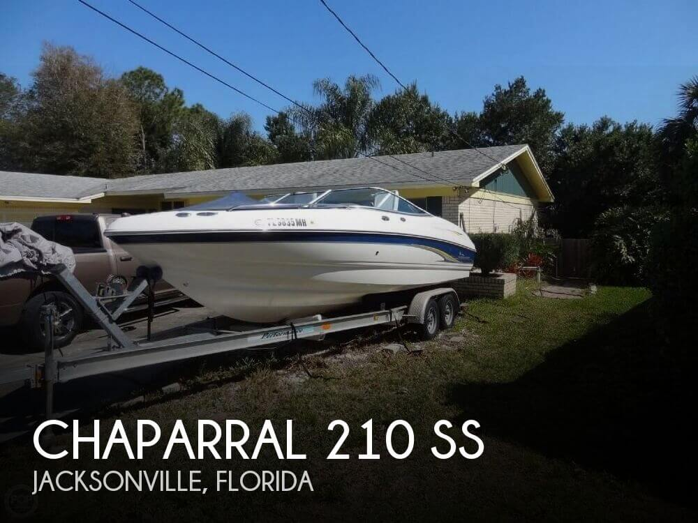 Used Chaparral 21 Boats For Sale by owner | 2003 Chaparral 21