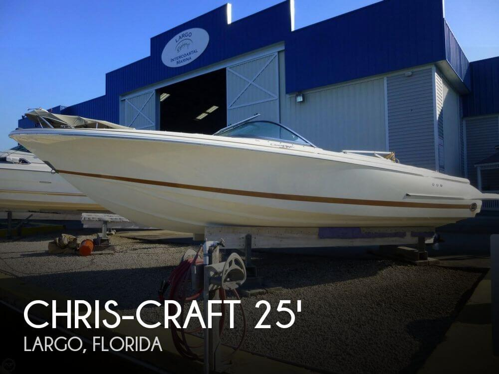 For sale used 2007 chris craft 25 launch heritage edition for Used chris craft launch for sale