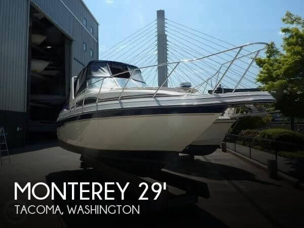 1996 MONTEREY 276 CRUISER for sale