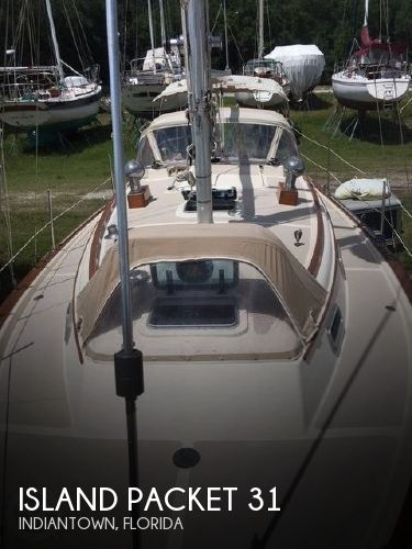 Used Island Packet Boats For Sale by owner | 1986 Island Packet 31
