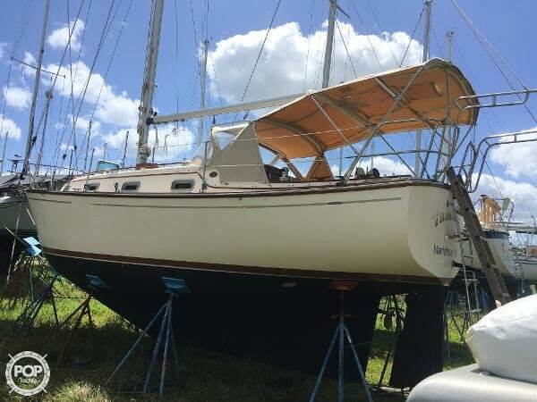 Island Packet 31, 31', for sale - $54,900