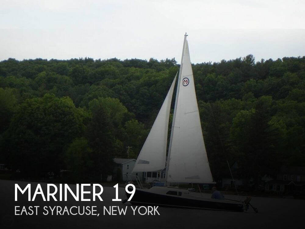 Used Mariner Boats For Sale by owner | 2008 Mariner 19