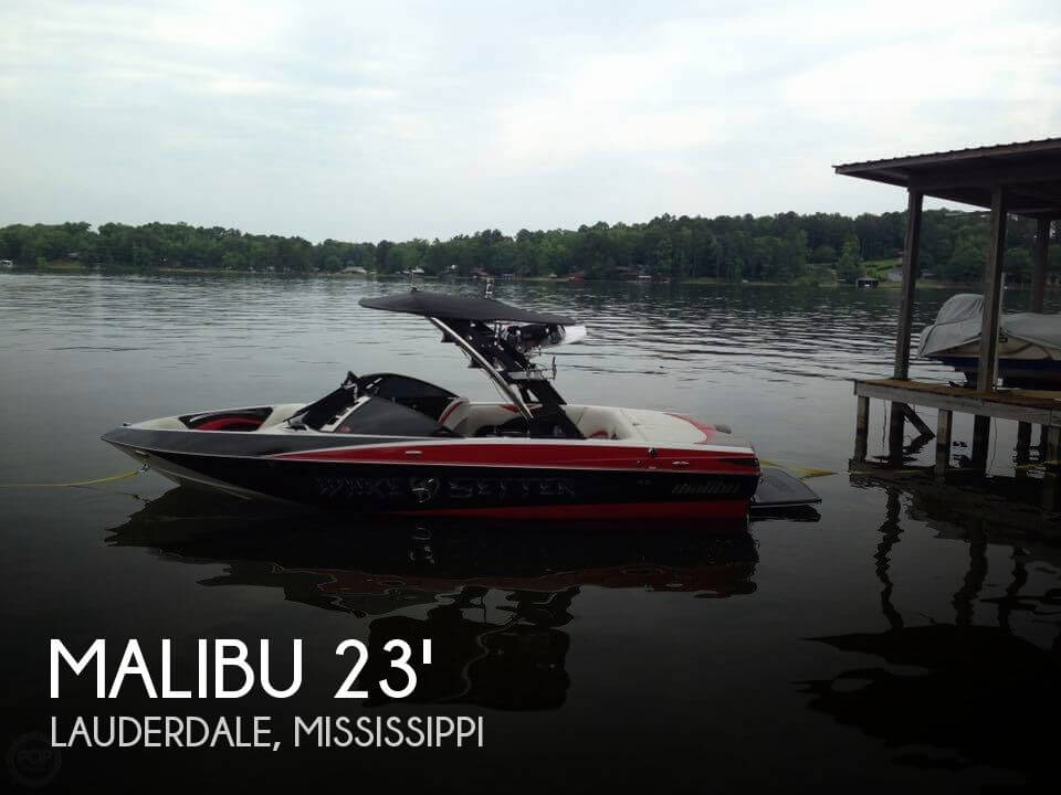 Used Boats For Sale in Mississippi by owner | 2012 Malibu 23