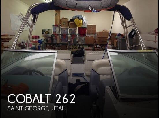 Used Boats For Sale in Utah by owner | 2003 Cobalt 26