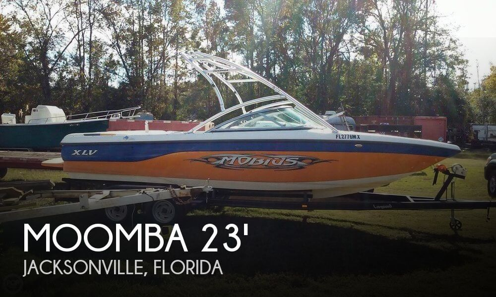 Used Moomba Boats For Sale by owner | 2005 Moomba 23