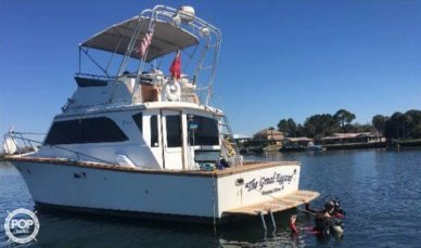 Egg Harbor 35 Sport fish, 35', for sale - $36,000