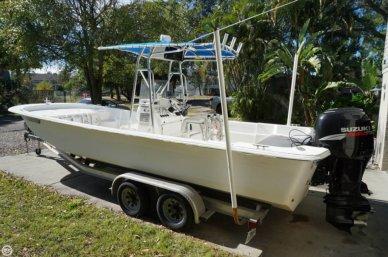 Carolina Skiff 258 DLV, 24', for sale - $29,500