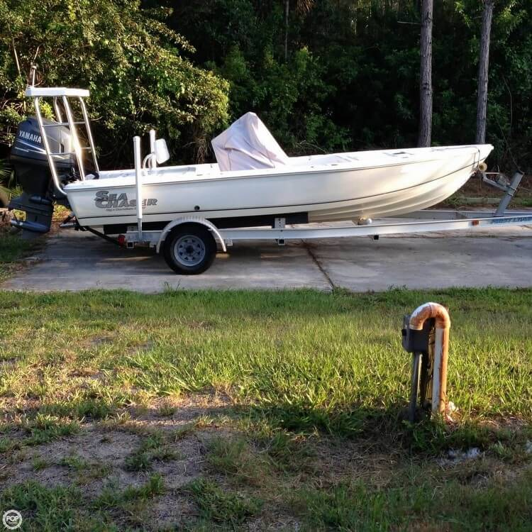 Sea Chaser 180 Flat Series, 18', for sale - $17,500