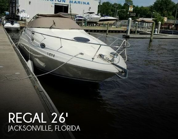 Used Regal Boats For Sale in Florida by owner | 2005 Regal 26