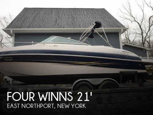 Used Four Winns Boats For Sale in New York by owner   2005 Four Winns 21
