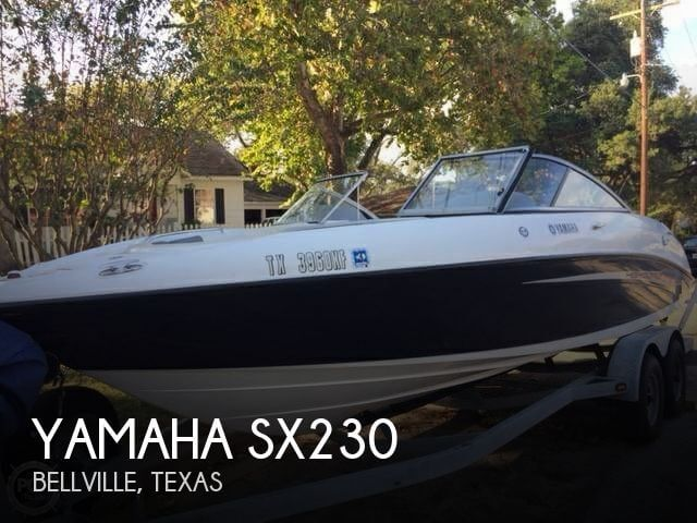 Used Yamaha Boats For Sale in Texas by owner | 2005 Yamaha 23