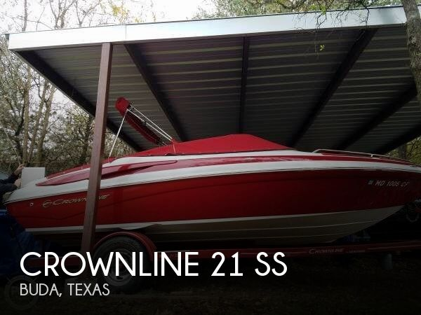 Used Crownline Boats For Sale in Texas by owner | 2012 Crownline 20
