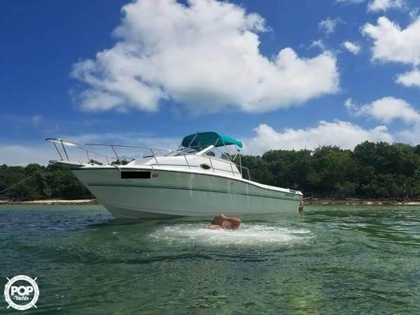 Sportcraft 252 Fishmaster, 25', for sale - $17,500