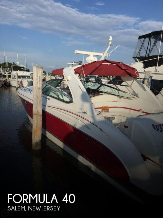 Used Formula Boats For Sale by owner | 2002 Formula 40