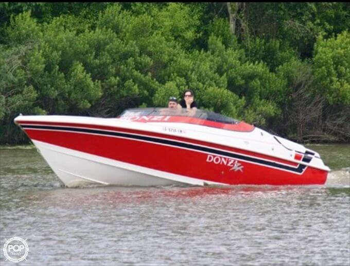 Donzi 27, 27', for sale - $45,000