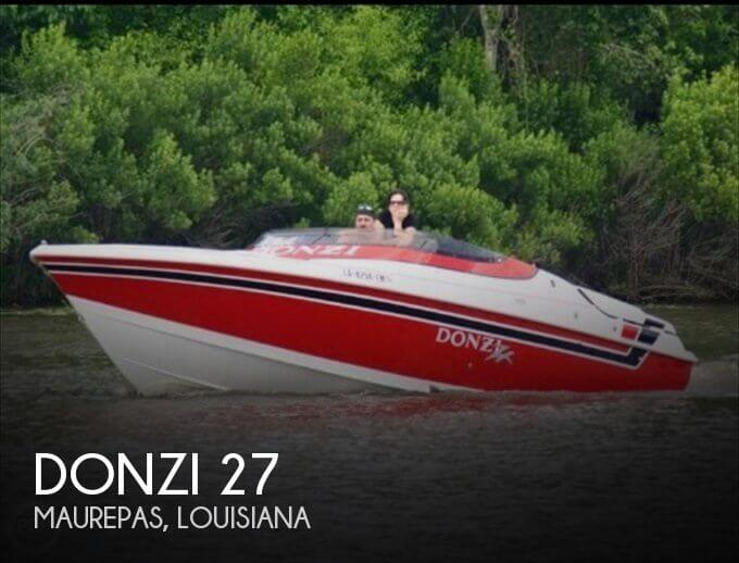 Used DONZI Boats For Sale by owner | 2000 Donzi 27