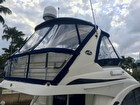 Fully Enclosed Flybridge With AC!!! Sat TV, RADAR On Arch. Backup Camera!!!
