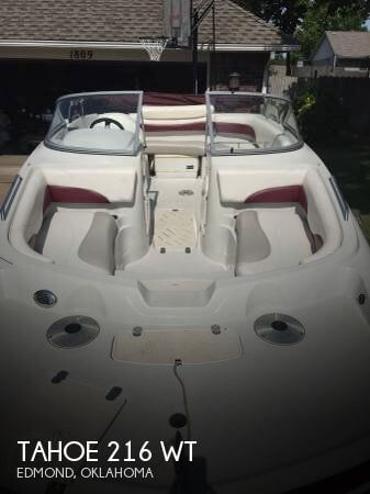 Used Tahoe Deck Boats For Sale by owner | 2009 Tahoe 21