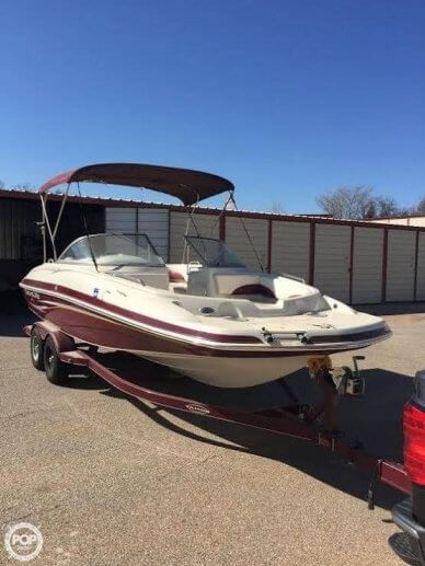 Tahoe 216 WT, 21', for sale - $23,000
