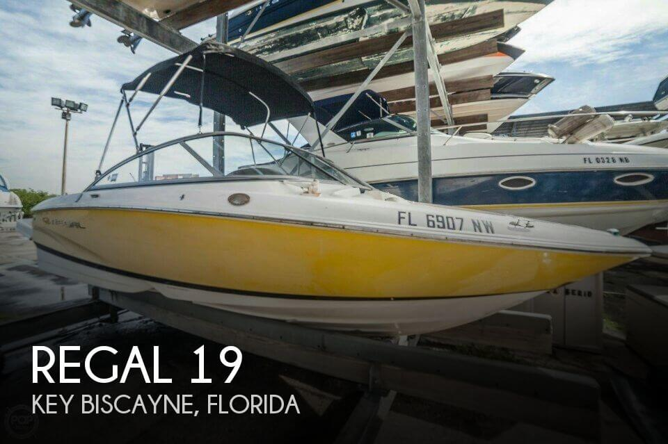 Used Regal 19 Boats For Sale by owner | 2008 Regal 19
