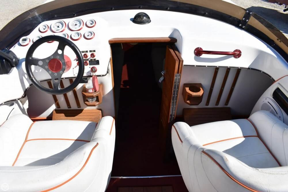 1988 Nordic Tugs boat for sale, model of the boat is Viking 26 & Image # 11 of 40