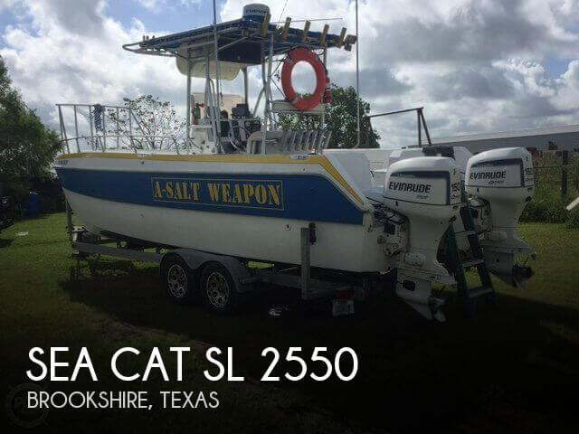 Sea Cat Sl For Sale
