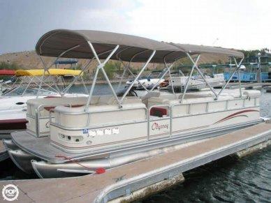 Odyssey Tri-Toon 522c, 22', for sale - $24,900