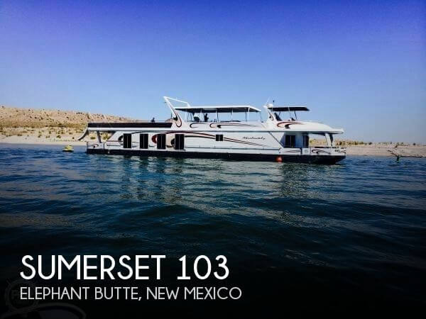 Used Boats For Sale in New Mexico by owner | 2007 Sumerset 103