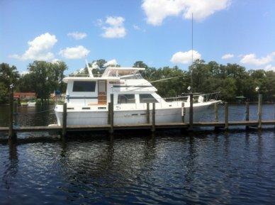 Gulfstar 44 Motoryacht, 43', for sale - $129,000