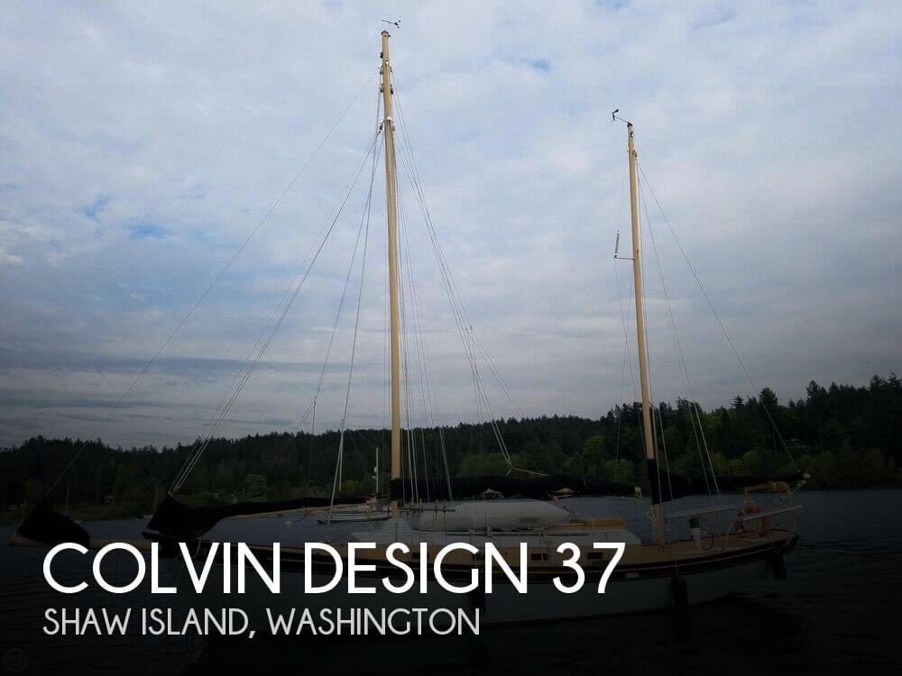 Used Sailboats For Sale in Washington by owner | 1994 Colvin Design 37