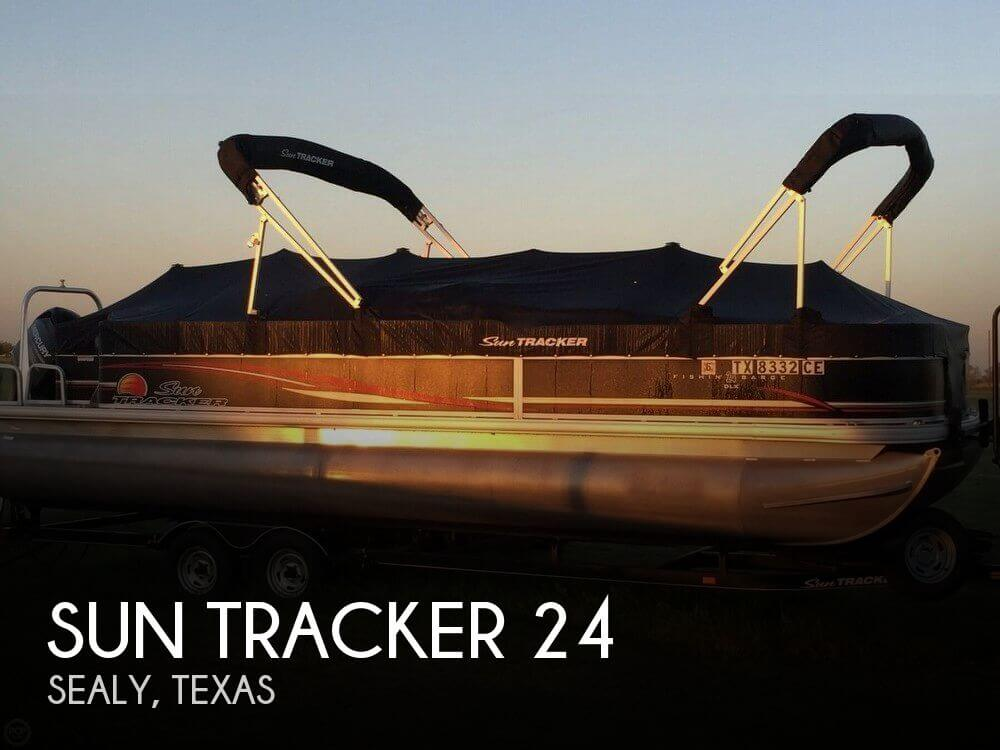Used Pontoon Boats For Sale in Texas by owner | 2014 Sun Tracker 26