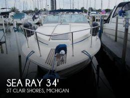 1984 Sea Ray Sundancer 340