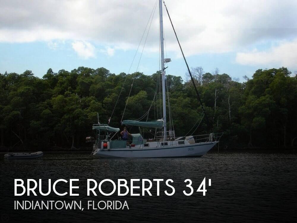 Used Bruce Roberts Boats For Sale by owner | 2000 Bruce Roberts 34