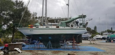 Bruce Roberts 34 Sloop, 34', for sale - $25,000